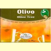 Olivo - 20 filtros - Soria Natural