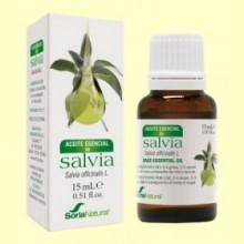 Aceite Esencial de Salvia - 15 ml - Soria Natural