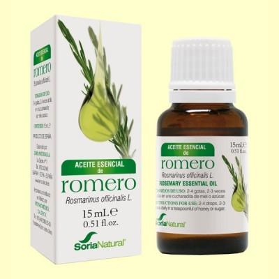 Aceite Esencial de Romero - 15 ml - Soria Natural