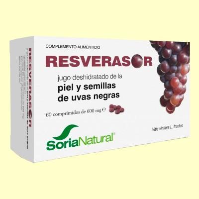 Resverasor - 60 comprimidos - Soria Natural
