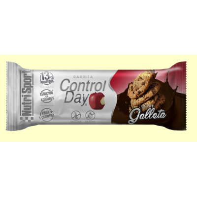 Barrita Control Day - Galleta - 44 gramos - NutriSport