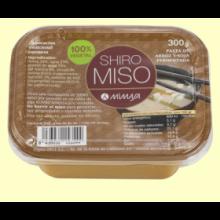 Shiro Miso - No pasteurizado - 300 gramos - Mimasa