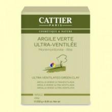 Arcilla Verde Ultraventilada - 250 gramos - Cattier
