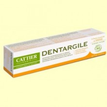 Dentífrico Dentargile Salvia Bio - 75 ml - Cattier