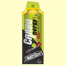 Carbo Gel Limón - 18 unidades - Nutrisport