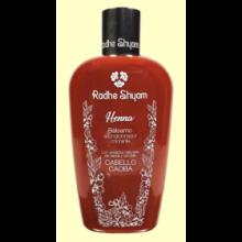 Bálsamo Henna Caoba - 250 ml - Radhe Shyam