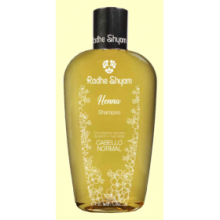 Champú Henna Cabello Normal - 250 ml - Radhe Shyam
