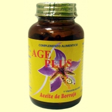 Age Plus Aceite de Borraja - 90 perlas - Golden Green