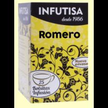 Romero Infusión - 25 bolsitas - Infutisa