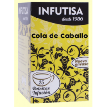 Cola de Caballo Infusión - 25 bolsitas - Infutisa