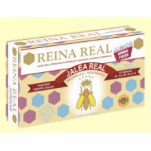 Reina Real Junior - 20 ampollas - Robis