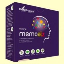 Memoalz 60 - 60 comprimidos - Soria Natural