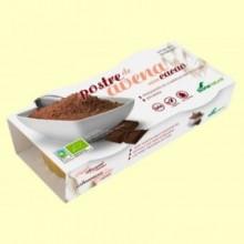Postre de Avena con Cacao - 2 x 100 gramos - Soria Natural