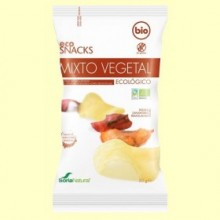 Mixto Vegetal Eco Snacks - 30 gramos - Soria Natural
