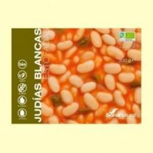 Judías Blancas Estofadas Bio - 300 gramos - Soria Natural