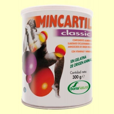 Mincartil Classic - Articulaciones - 300 gramos - Soria Natural
