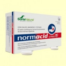 Normacid Citrus - Acidez - 32 comprimidos - Soria Natural