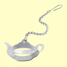 Cierre para filtros Teapot Acero Inoxidable - 1 unidad - Cha Cult