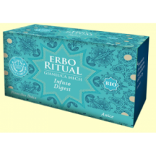 Erbo Ritual Infusión Digest Bio - 20 sobres - Gianluca Mech