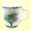 Taza de Porcelana Griffin - 350 ml - Cha Cult