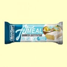 Fitmeal Barrita Yogur y Limón - 28 barritas - NutriSport