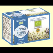Infusión Drena Robis Bio - 20 filtros - Robis Laboratorios