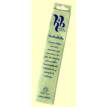 Rudraksha - Incienso Natural - 10 varillas - H&B