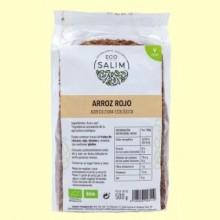 Arroz Rojo ecológico - Eco- 500 gramos -Salim