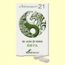 Chinasor 21 - SI JUN ZI WAN - 30 comprimidos - Soria Natural