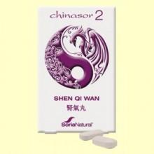 Chinasor 2 - SHEN QI WAN - 30 comprimidos - Soria Natural