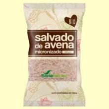 Salvado de Avena Micronizado Bio - 250 gramos - Soria Natural