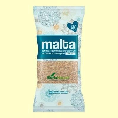 Malta Bio - Alternativa al Café - 500 gramos - Soria Natural