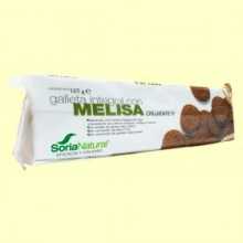 Galletas Integrales con Melisa - 165 gramos - Soria Natural