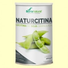 Naturcitina - Lecitina de Soja Granulada - 400 gramos - Soria Natural