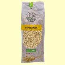Copos integrales de Avena Ecológicos - Eco- 1 kg -Salim