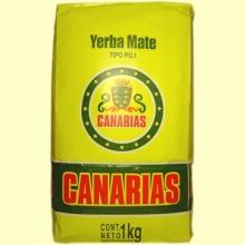 Yerba Mate Canarias de 1 Kg