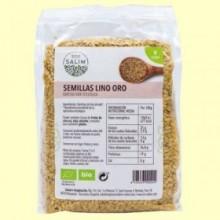 Semillas de Lino Oro ecológico - Eco- 500 gramos -Salim