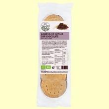 Galleta de Espelta con Chocolate Bio - Eco- 100 gramos -Salim