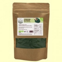 Spirulina en polvo Bio - Eco- 200 gramos -Salim