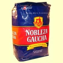 Yerba Mate Nobleza Gaucha (Molienda equilibrada)