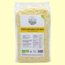 Copos Integrales de Mijo - 500 gramos - Eco Salim