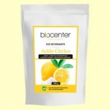 Ácido Cítrico Bio - Antical Abrillantador y Suavizante - 700 gramos - Biocenter