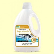 Ecodetergente Ropa Marsella Bio - Mano y Maquina - 2 litros - Biocenter