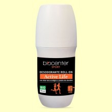Desodorante Active Life en Roll On Bio - 75 ml - Biocenter