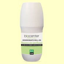 Desodorante Neutro en Roll On Bio - 75 ml - Biocenter