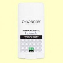 Desodorante Hechizo de Lavanda en Gel Bio - 50 ml - Biocenter