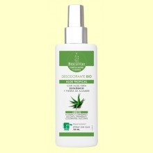 Desodorante Aloe Tropical en Spray Bio - 100 ml - Biocenter