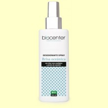 Desodorante Brisa Marina en Spray Bio - 100 ml - Biocenter