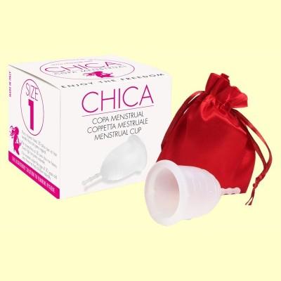 Copa Menstrual - Talla 01 - 1 unidad - Biocenter
