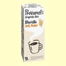 Bebida Avena Barista Bio - 1 litro - Provamel